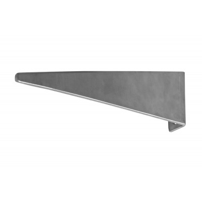 KUMA galvaniseret vægbeslag smal model