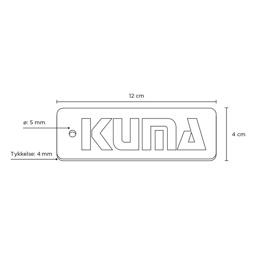 KUMA strainer with drain grating